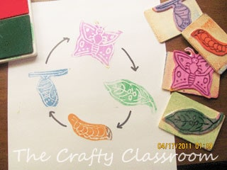 Insect Crafts for Kids - The Crafty Classroom