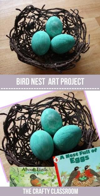 BirdNestPin