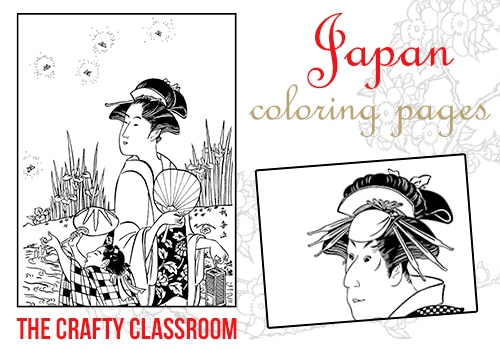 Japan Crafts for Kids - The Crafty Classroom