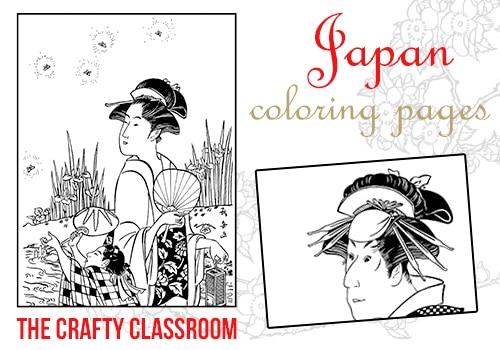 Japan Crafts For Kids