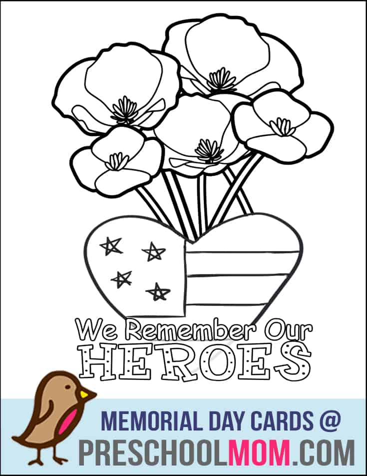 Memorial Day Printables The Crafty