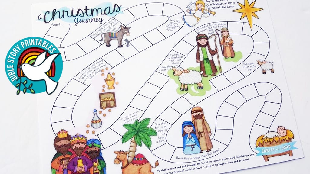 Find More Free Christmas Printables Here