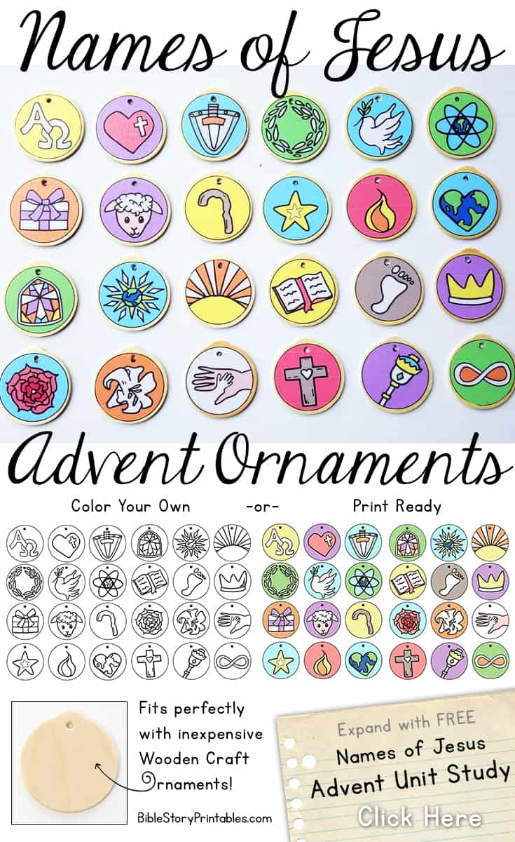 Advent Crafts For Preschoolers