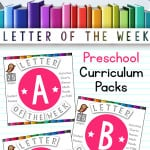 Free Letter of the Week