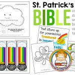 St. Patrick's Day Bible Crafts