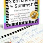 100 Sentences 4 Summer