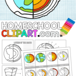 Free Layers of the Earth Worksheets