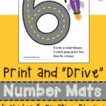Free Number Formation Mats