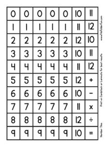 NumberTiles