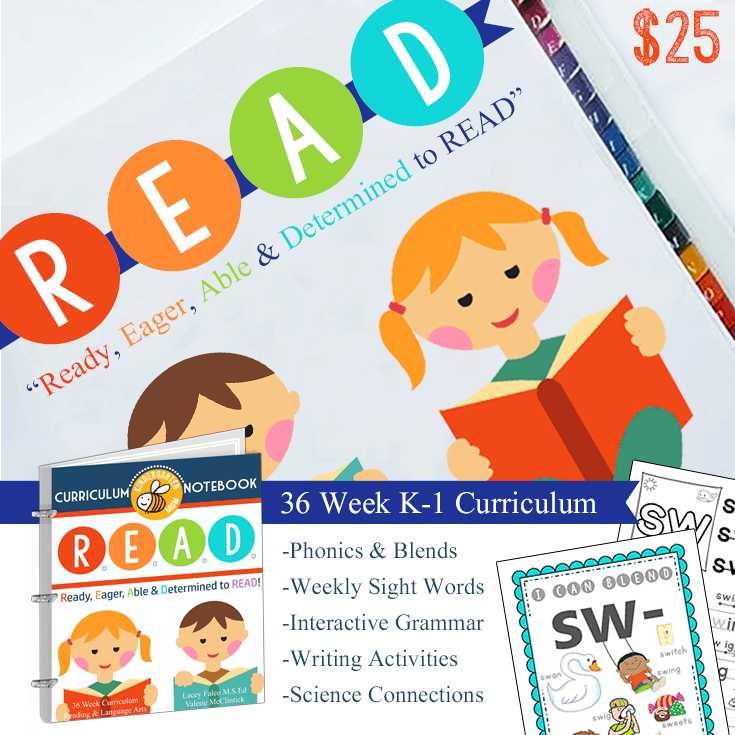 KindergarteReadingCurriculum