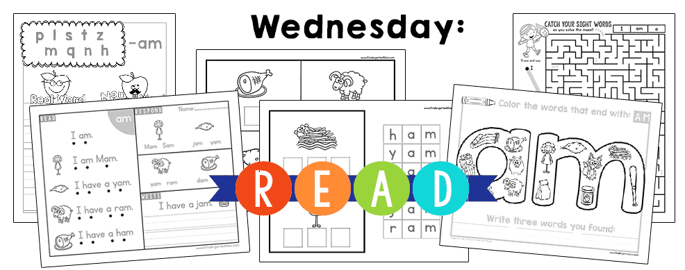 KindergartenReadingCurriculumWednesday