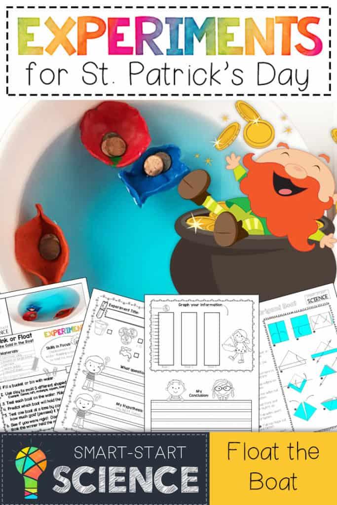 BoatFloatScienceExperiment 683x1024 - Kindergarten Science Curriculum