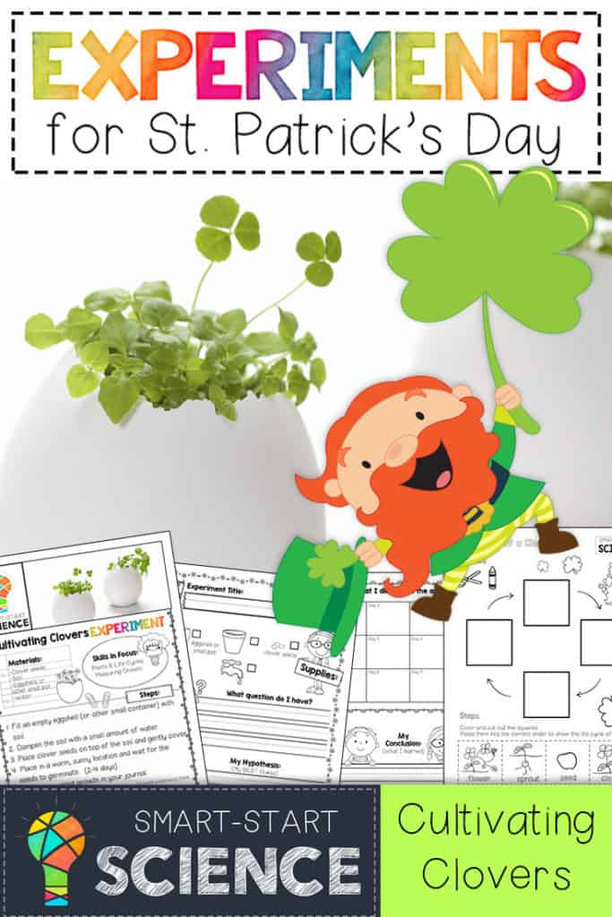 Homeschool curriculum archives the crafty classroom experiment 1 cultivating clovers fandeluxe Images