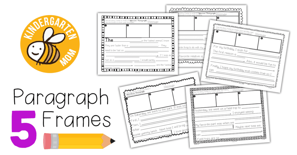 Writing Printables Archives - The Crafty Classroom