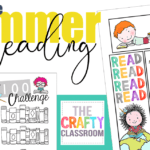 Free Summer Reading Pack K-5