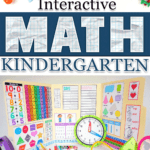 Interactive Math Notebook for Kindergarten