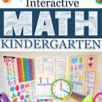 Interactive Math Notebook for Kindergarten