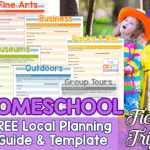 Local Homeschool Field Trip Guide