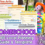 Local Homeschool Field Trip Guide