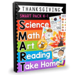 Thanksgiving Math & Literacy, Art, Science & More….