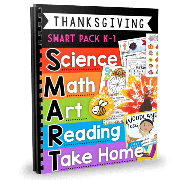 Homeschool curriculum archives the crafty classroom smart science math art reading take home activities for thanksgiving this helpful set is filled with a weeks worth of fun educational math games fandeluxe Image collections