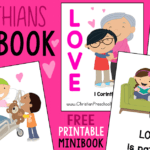 Love Bible Minibook for Kids
