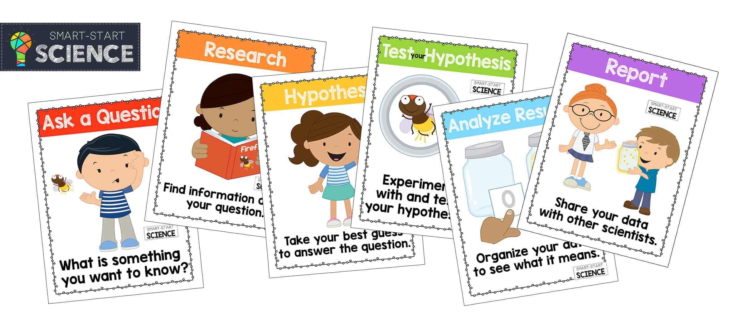 worksheet Scientific Method Worksheet Elementary scientific method printables smart start science pack teaching about the method