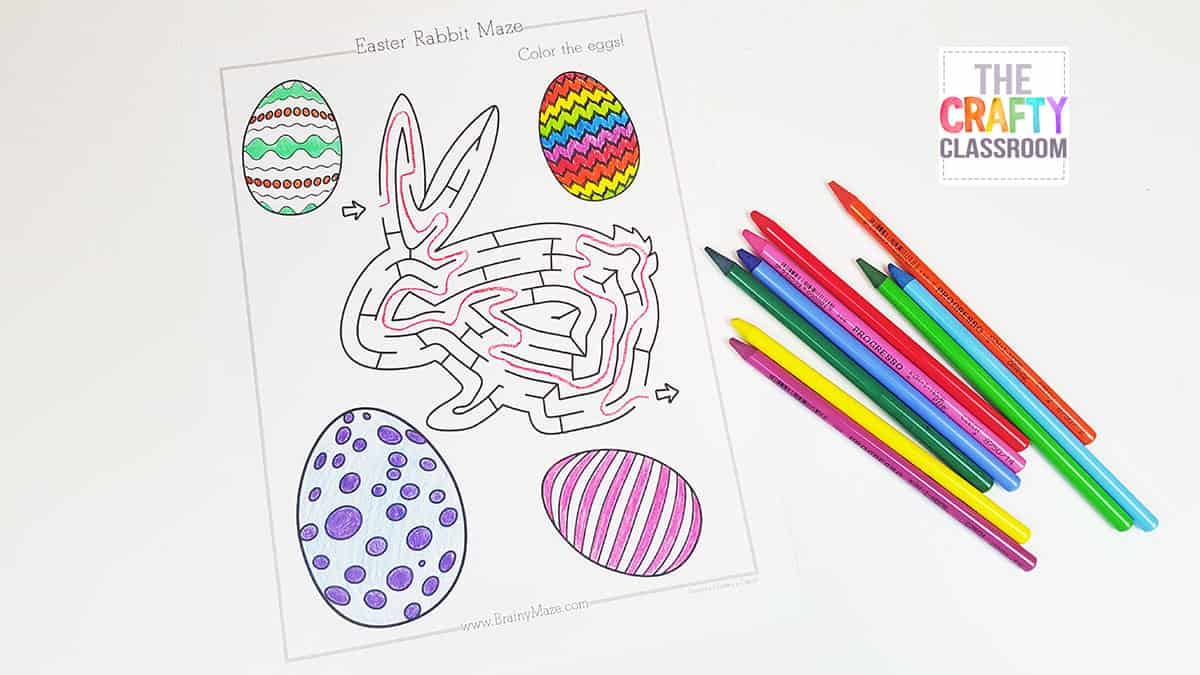 easter Archives - The Crafty Classroom