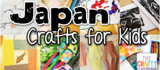 Japan Crafts for Kids