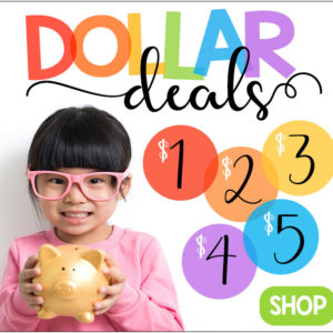 Homeschool Dollar Deals