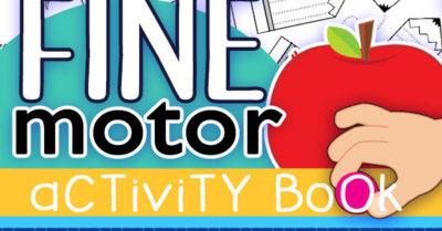 September Fine Motor Activity Pack