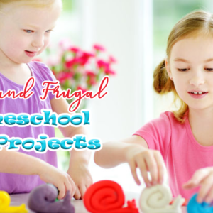 4 Easy and Frugal Homeschool Art Projects