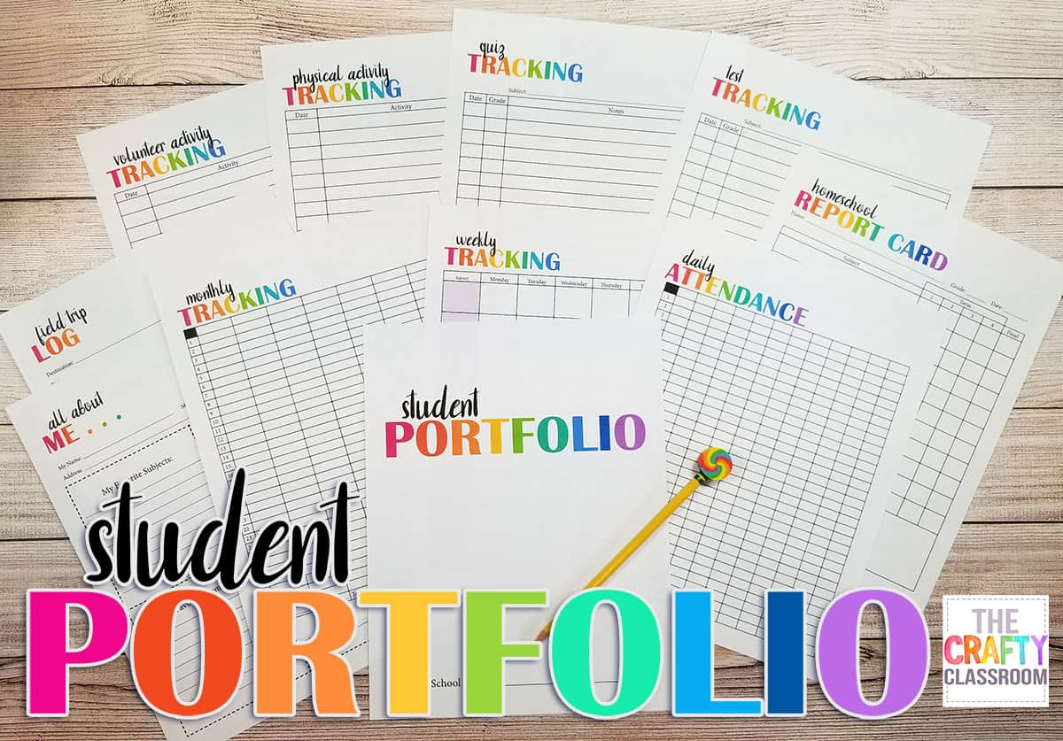 Enterprising image with regard to printable portfolio template