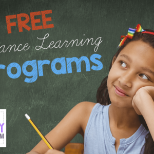 Free Distance Learning Programs