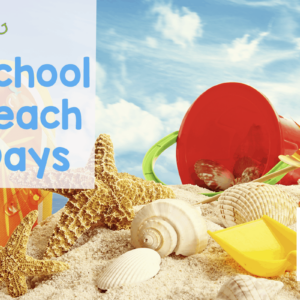 Summer Learning with School Beach Days