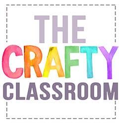 The Crafty Classroom logo