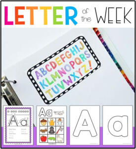 LetteroftheWeekPreschool